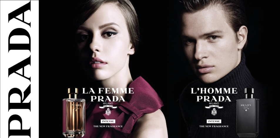 H&S Recommended Perfumes Of The Week, PRADA: La Femme Prada Intense (For Her) & L' Homme Prada Intense (For Him)