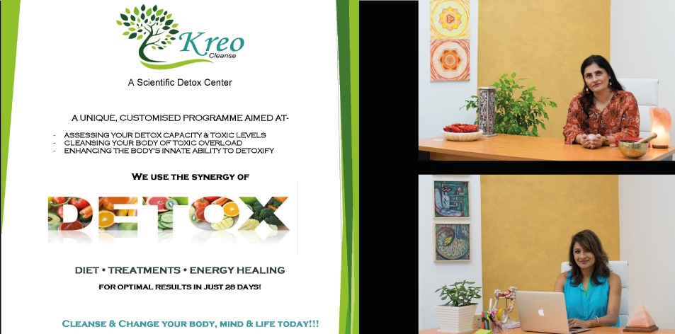 KREO CLEANSE: Time to detox and reboot your system!