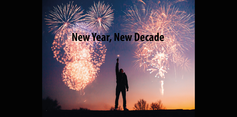 New Year New decade