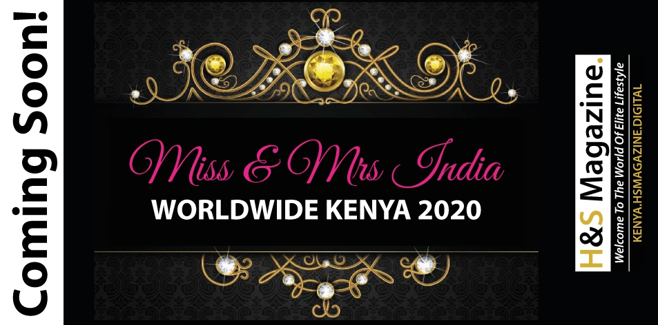 Sponsorship Opportunities: Miss & Mrs India Worldwide Kenya 2020! Get Your Business Noticed
