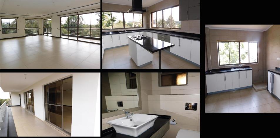 4 Bedroom Apartment All Ensuite Along General Mathenge