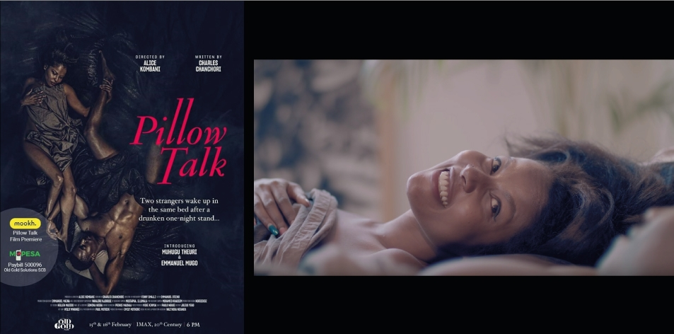 ANGA IMAX- 14th-20th Feb 2020- PILLOW TALK (Kenyan Movie)- H&S Magazine Kenya