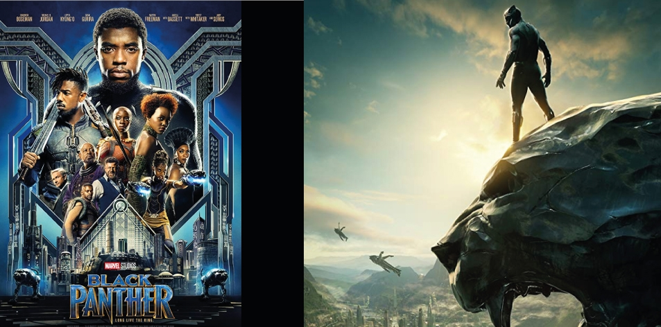 ANGA IMAX Cinema- 28th Feb-5th March 2020- BLACK PANTHER 3D