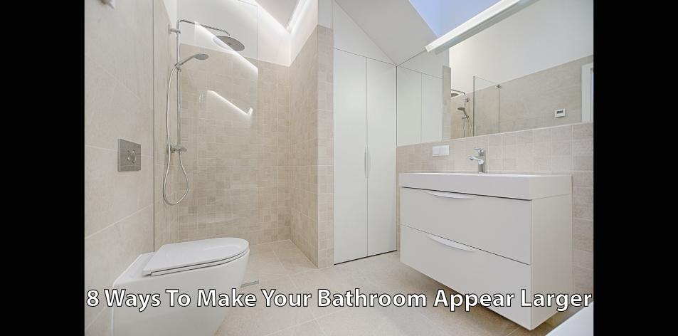 bathroom larger