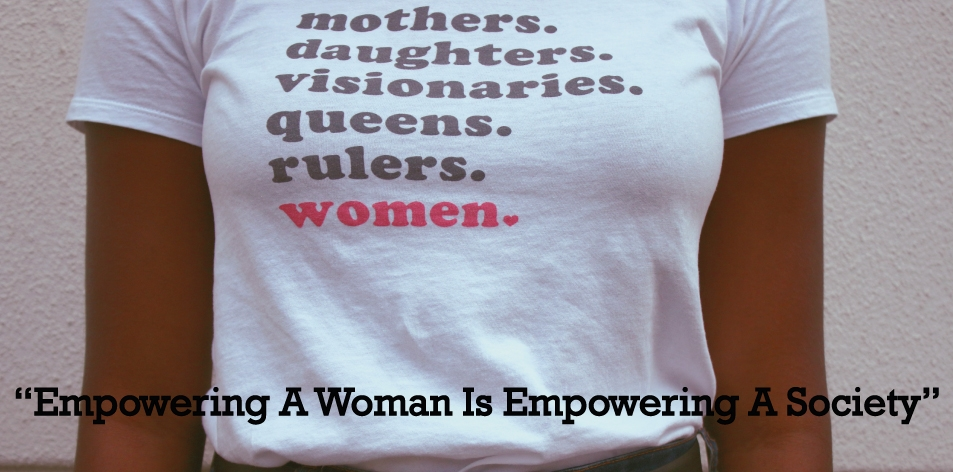 Empowering A Woman