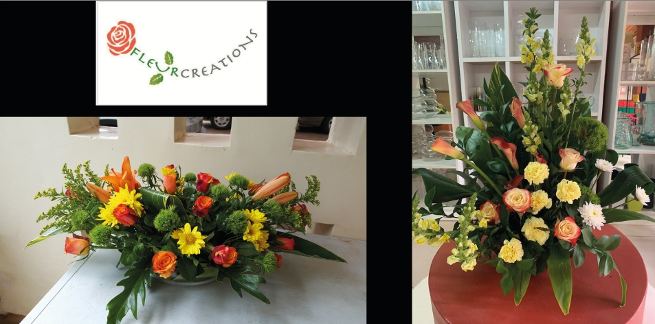 FLEUR CREATIONS: ADDING YOUR PERSONAL TOUCH