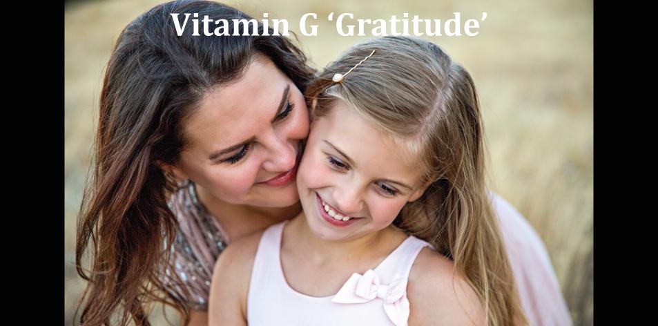 vitamin G Gratitude