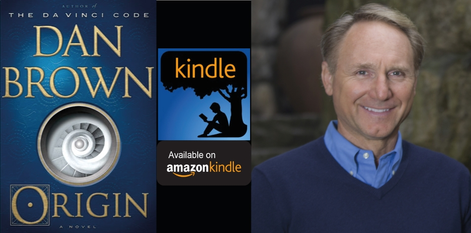Amazon Kindle- H&S Magazine's Recommended Book Of The Week- Dan Brown's- Origin: (Robert Langdon Book 5)