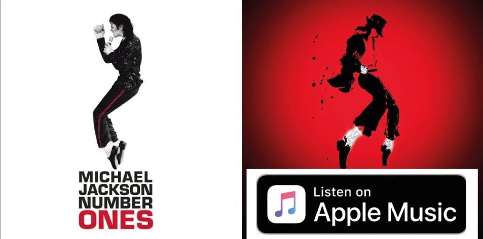 Apple Music- H&S Magazine's Best Artist Of The Week- Michael Jackson- Number Ones