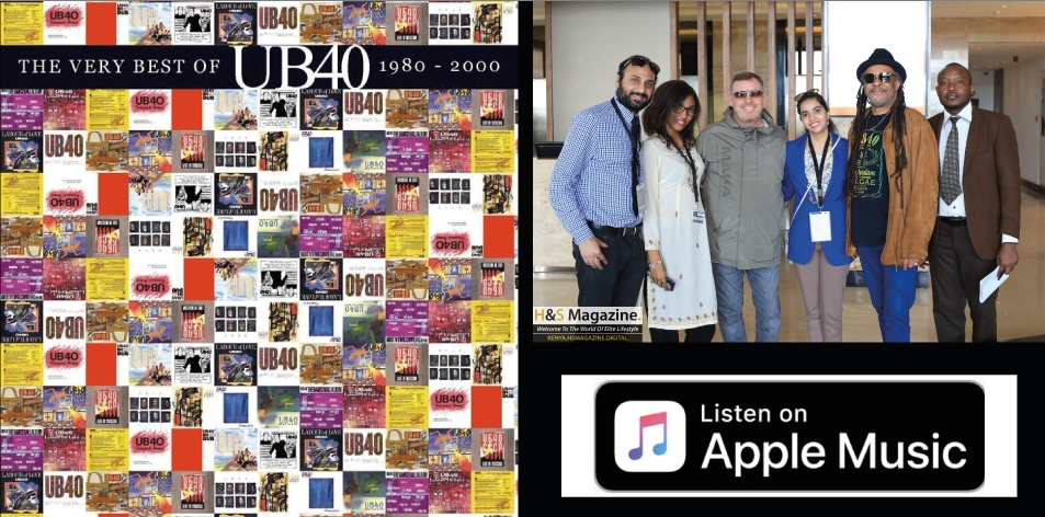 Apple Music- H&S Magazine's Best Artist Of The Week- UB40- The Very Best Of