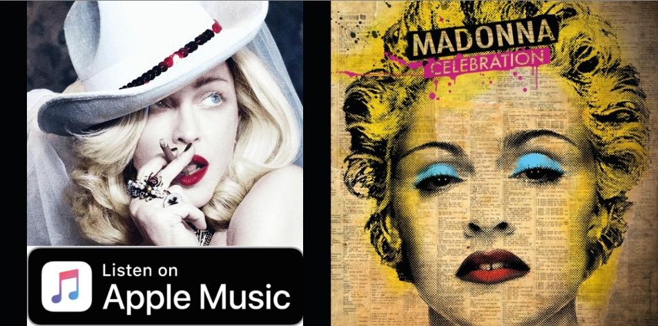 Apple Music- H&S Magazine's Best Artist Of The Week- Celebration (Deluxe Version) Madonna