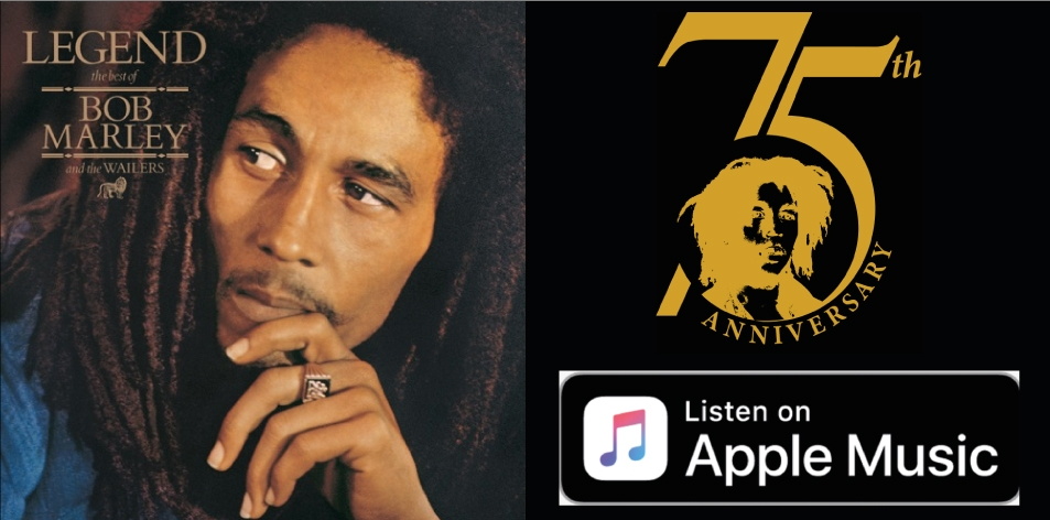Apple Music- H&S Magazine's Best Artist Of The Week- Legend: The Best of Bob Marley and the Wailers (Remastered)