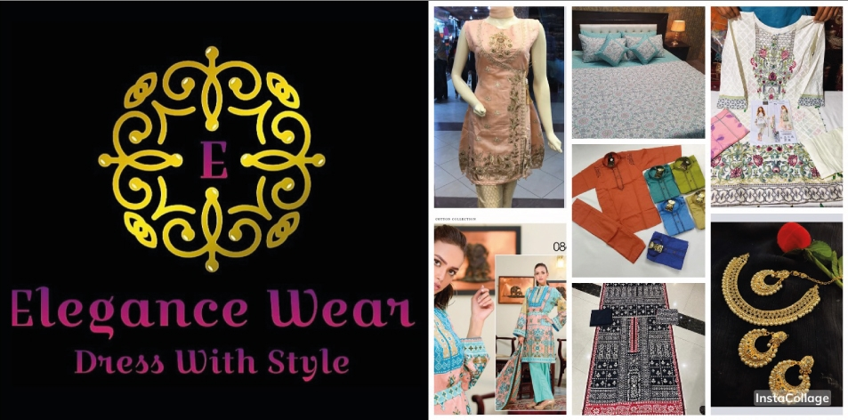 Elegance Wear- Specialised in Ladies Wear, Jewellery And Accessories from Pakistan