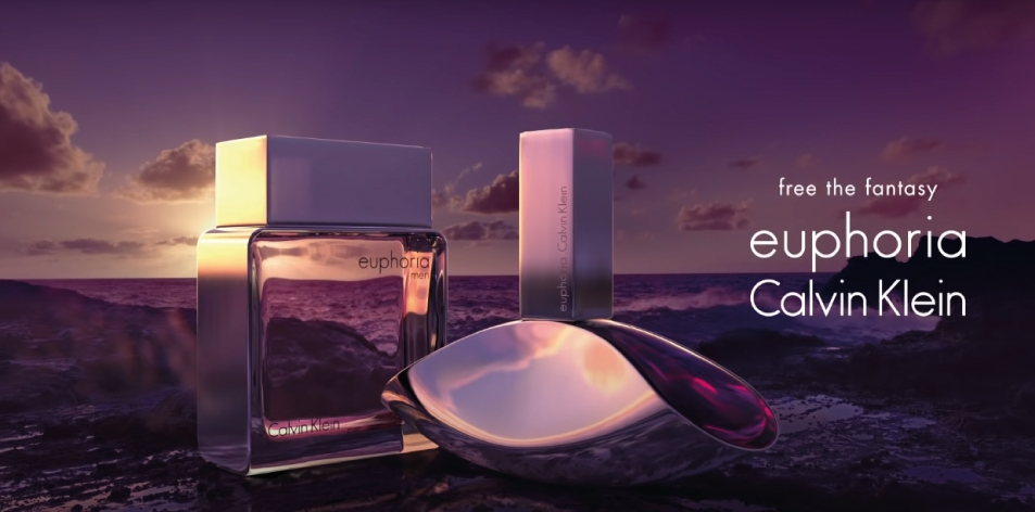 H&S Recommended Fragrance of The Week- Euphoria By Calvin Klein For Him & For Her- H&S Magazine Kenya
