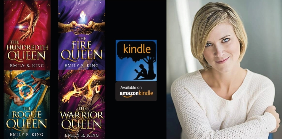 Amazon Kindle- H&S Magazine's Recommended Book Of The Week- Emily R. King- The Hundredth Queen (4 Book Series)
