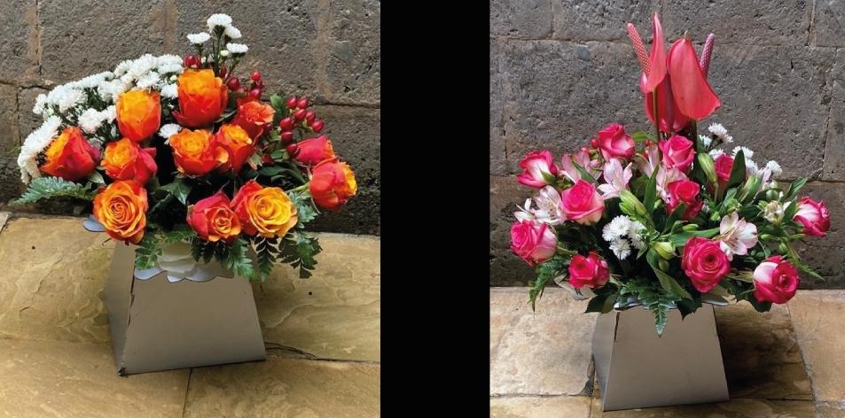 floral surprises