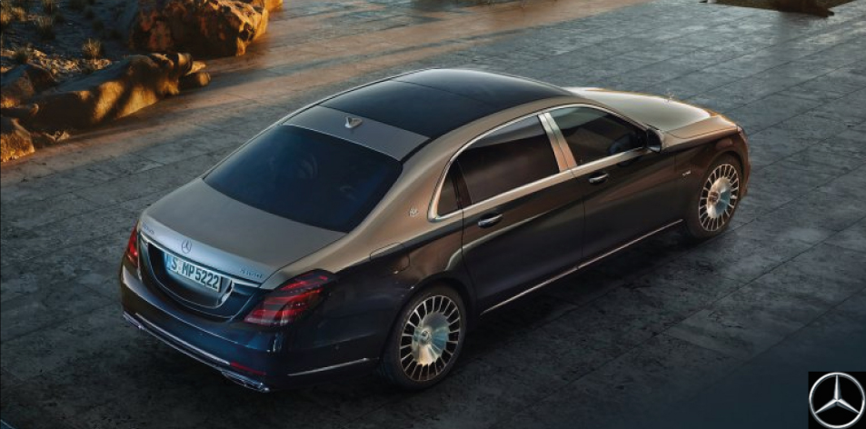 H&S Magazine Vehicle Of The Week- The Mercedes-Maybach S-Class- S 650