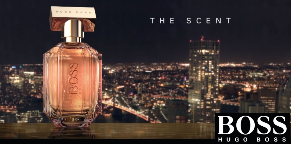 H&S Recommended Fragrance of The Week- HUGO BOSS- BOSS THE SCENT for Her