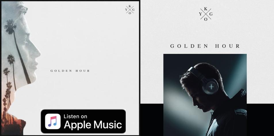 Apple Music- H&S Magazine's Best Artist Of The Week- Kygo- Golden Hour
