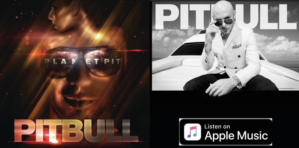 Apple Music- H&S Magazine's Best Artist Of The Week- Pitbull, Album: Planet Pit