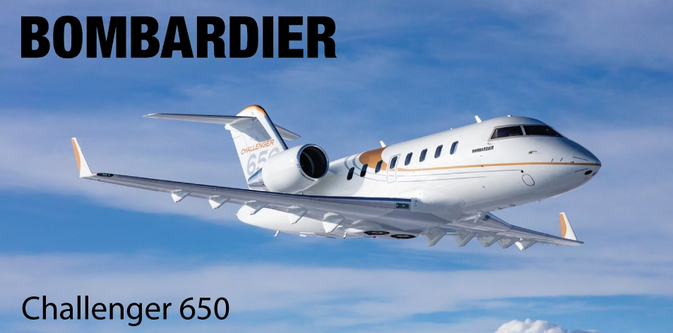H&S Magazine Vehicle Of The Week- Bombardier Business Aircraft- Challenger 650