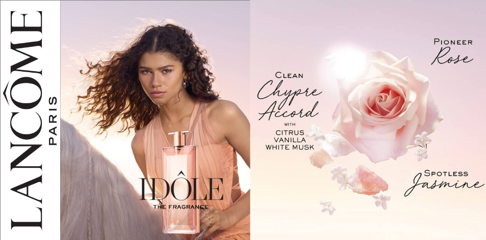 H&S Recommended Fragrance of The Week- LANCÔME- IDÔLE For Her