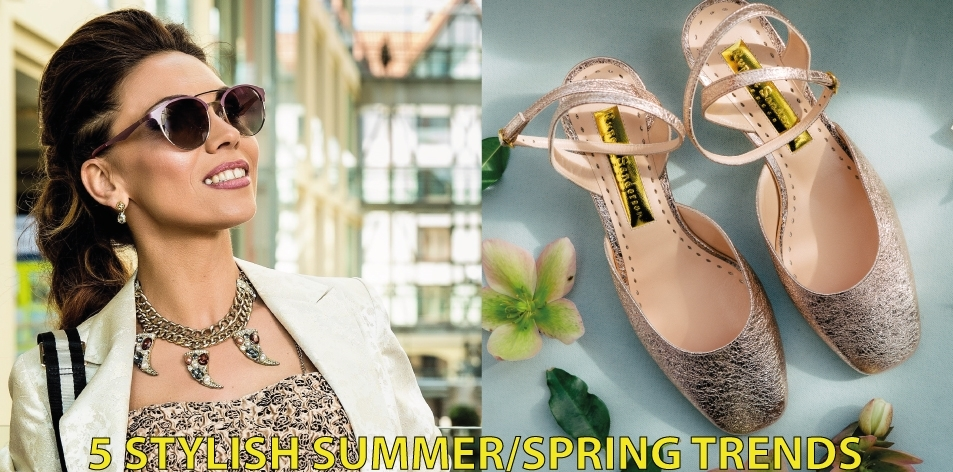 Spring/summer fashion