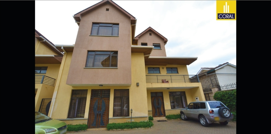 An Ideal 5 Bedroom Townhouse For Sale In Lavington