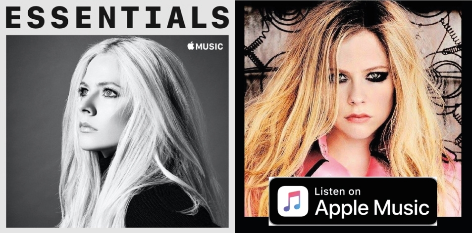Apple Music- H&S Magazine's Best Artist Of The Week- Avril Lavigne- Essentials