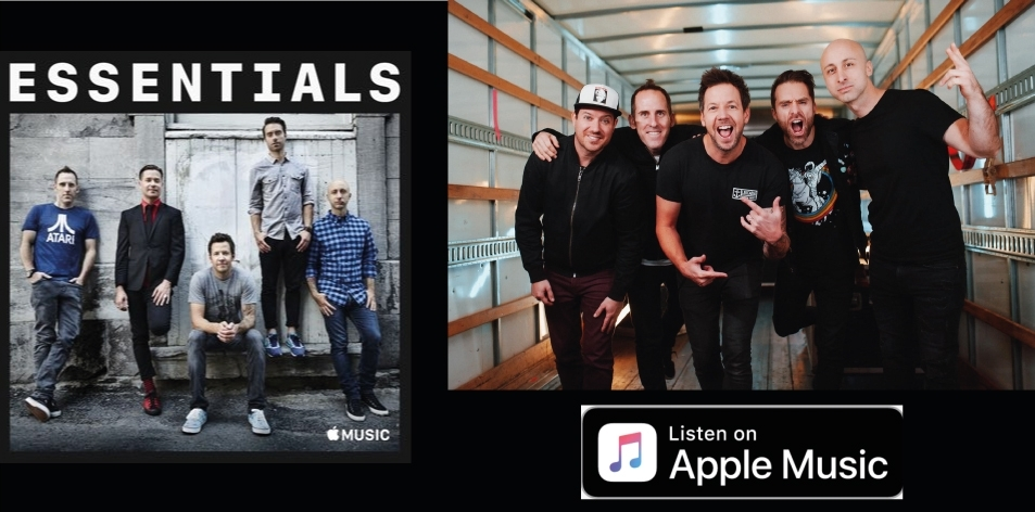 Apple Music- H&S Magazine's Best Artist Of The Week- Simple Plan- Essentials