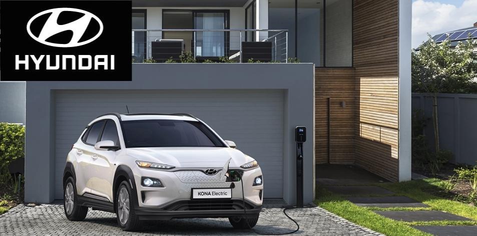 H&S Magazine Vehicle Of The Week- Hyundai KONA- All-Electric SUV