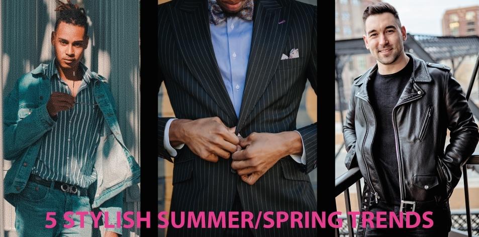 summer/spring trends