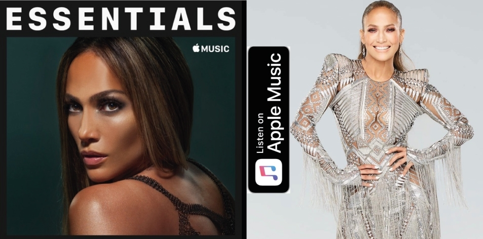 Apple Music- H&S Magazine's Best Artist Of The Week- Jennifer Lopez- Essentials