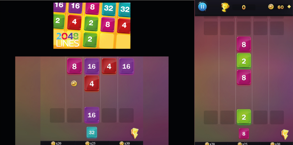 H&S Kill Time- Online Game Of The Week- 2048 Lines