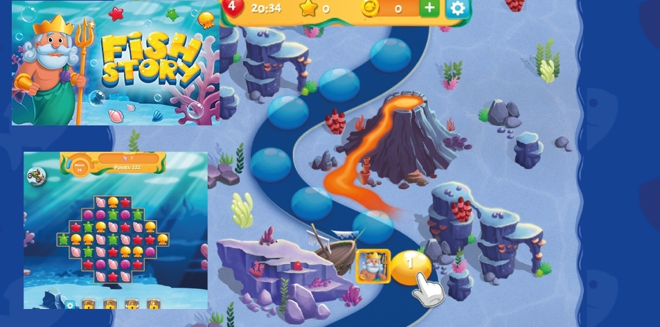 H&S Kill Time- Online Game Of The Week- Fish Story- H&S Magazine Kenya