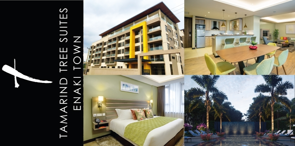 Tamarind Tree Suites Enaki Town- A Jewel In Gigiri, Nairobi, Kenya- Show Apartment Now Open!