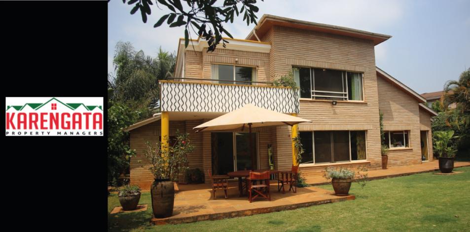 4 Bedroom Double Storey House Within A Serene & Secure Gated Neighbourhood- Peponi Road, Nairobi, Kenya