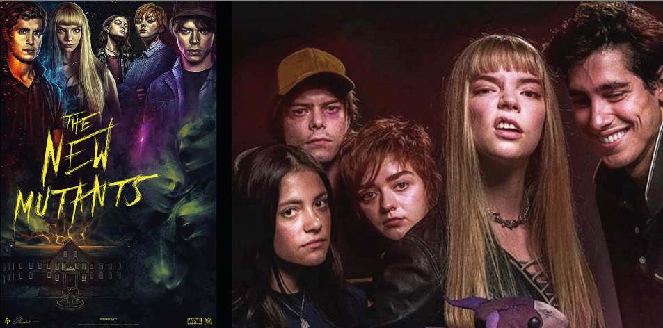 ANGA Diamond- Diamond Plaza 2 Cinema- 9th-15th October 2020- The New Mutants