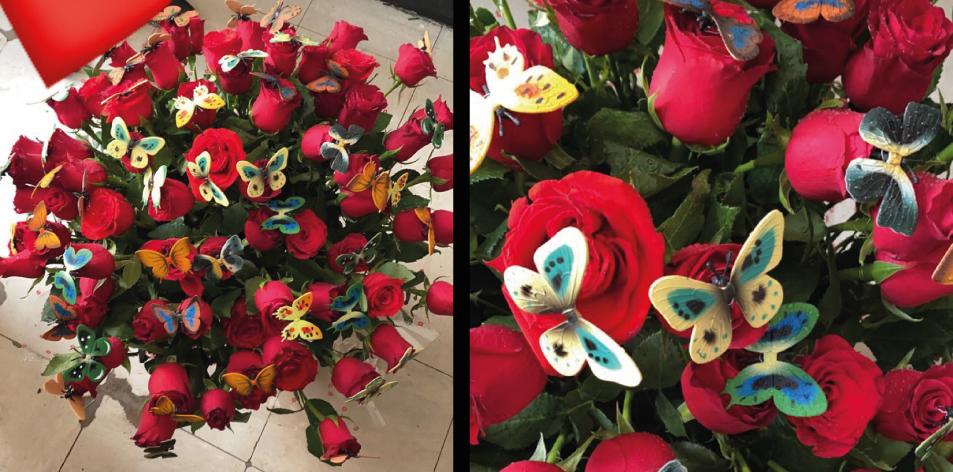 flowers & sentiments