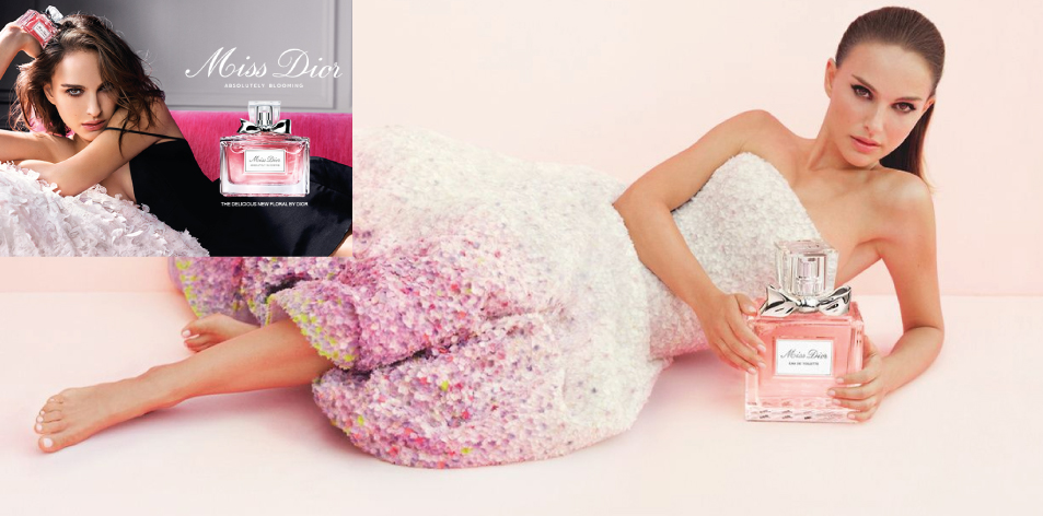 H&S Recommended Fragrance of The Week- MISS DIOR ABSOLUTELY BLOOMING For Her