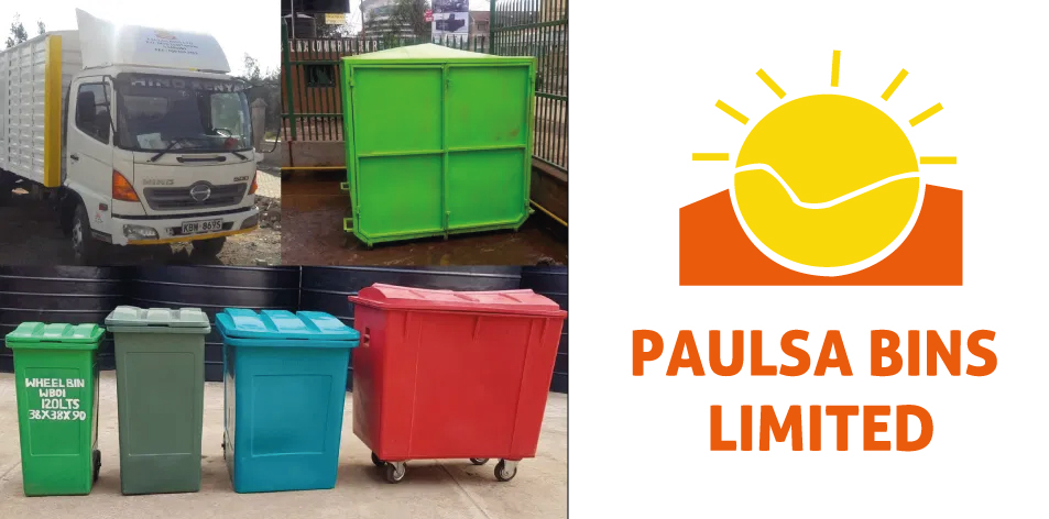 Paulsa Bins Limited