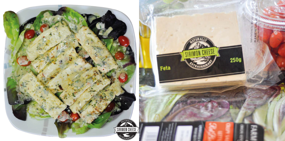 Sirimon's Feta Steak Salad