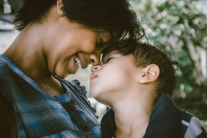 connecting with your child