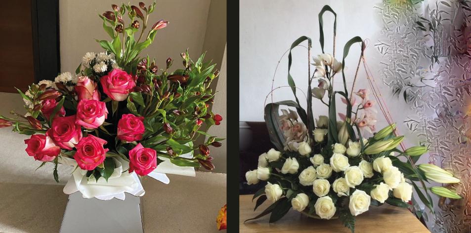 diwali bouquets