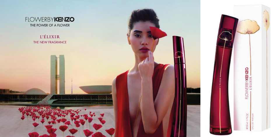 H&S Recommended Fragrance of The Week- FLOWER BY KENZO - For A Beautiful World- For Her