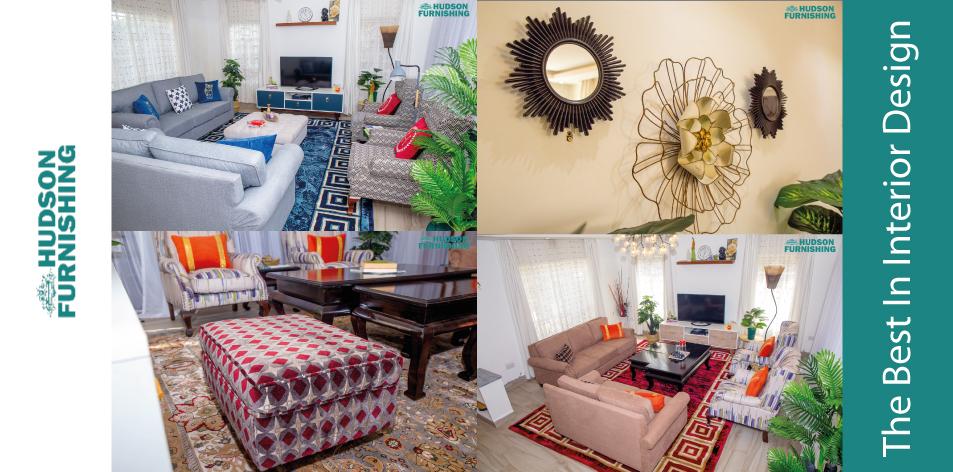 Hudson Furnishings Interior Design Kenya