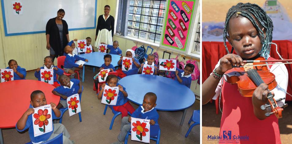 Makini School Pre School