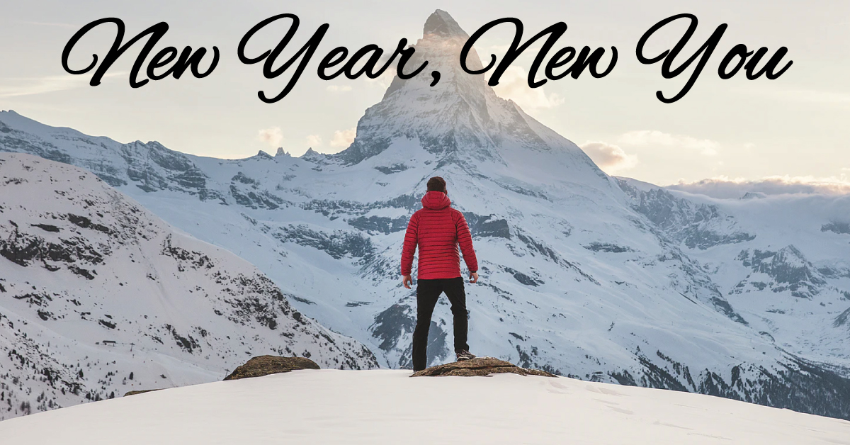 New Year, New You! - Positive Reflection Of The Week