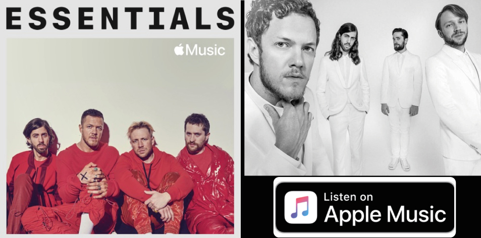 Apple Music- H&S Magazine's Best Artist Of The Week- Imagine Dragons- Essentials