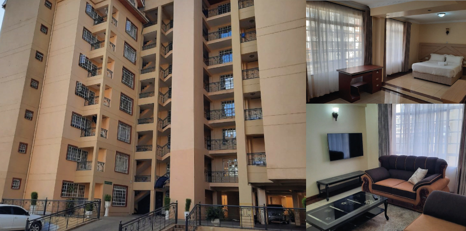 H&S Recommended Property of The Week- 2 Bedroom Fully Furnished and Serviced Apartment, Stima Lane, Off Lower Kabete Road